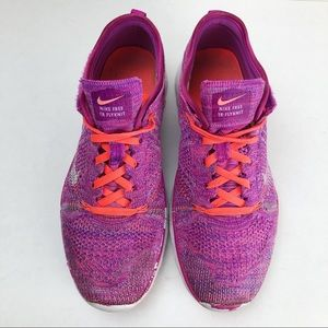Nike Free Tr Fly Knit Athletic Shoes